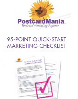 PostcardMania 95-Point Checklist