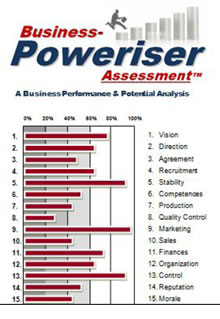 Business Poweriser Assessment